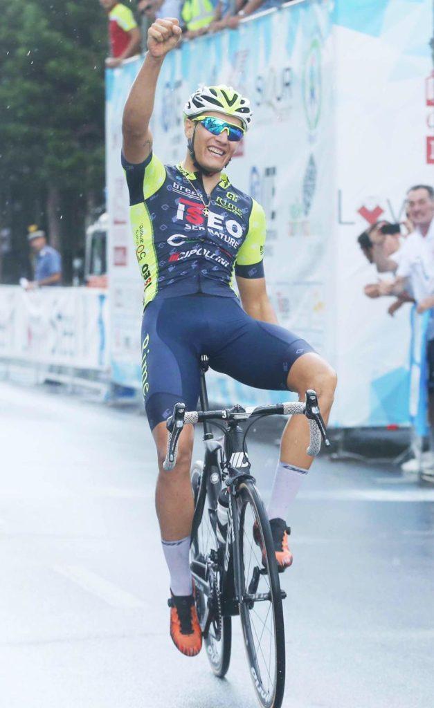 Boario: Samuele Zambelli torna al successo!