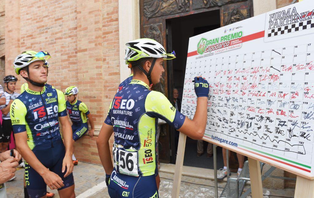 Carnago e Livraga, poi il Giro del Friuli!