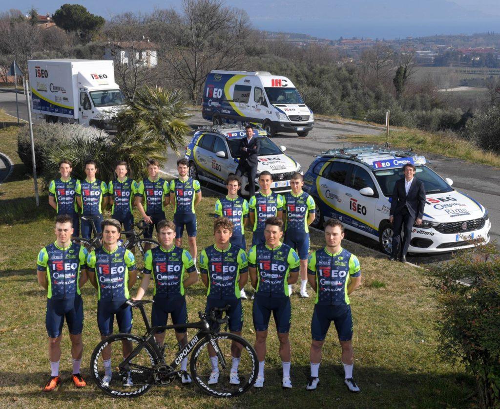 Iseo Rime Carnovali: pronti per il Giro d'Italia!