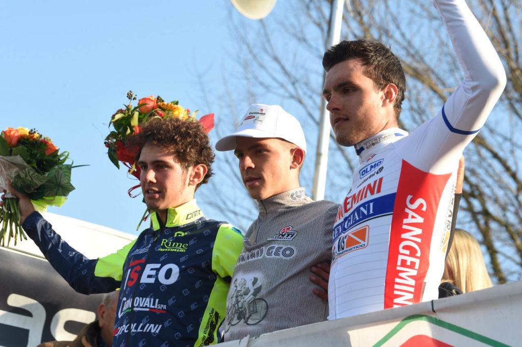 Argento alla Coppa San Geo per Bertone!