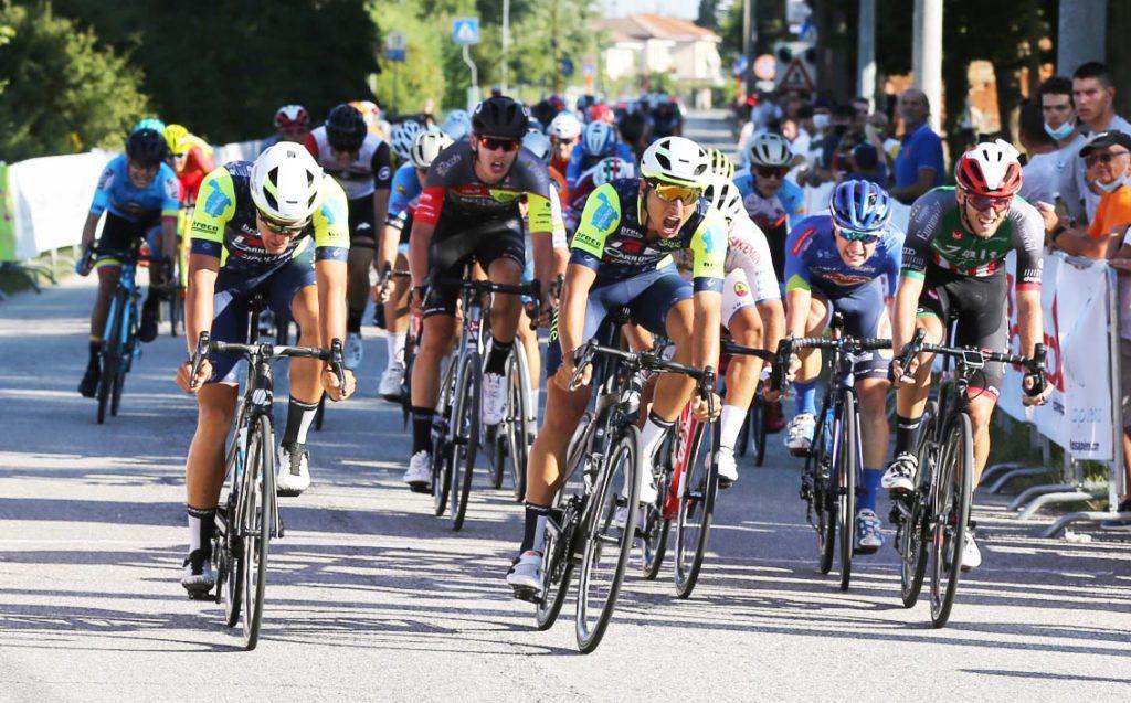 Fubine: Furlan e Zambelli sprint quasi d'oro…
